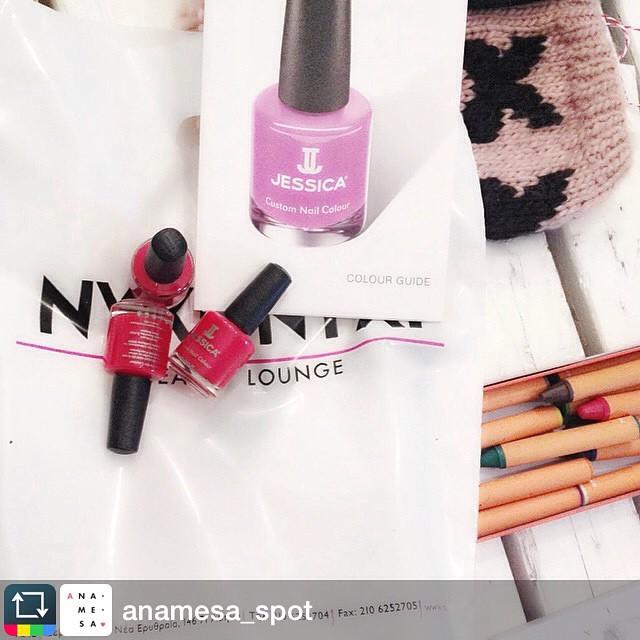 #ομορφοχαμός  Truth. Red wine color nails are sexy. Tune in for exclusive tips❤️#AnamesaWorkshopping #WineAndStyle #Today #AnamesaGoodieBags #Wine #Food #Fashion #Beauty #Jewellery #Nails #Backstage #BePartOfIt @nailsgreece ??