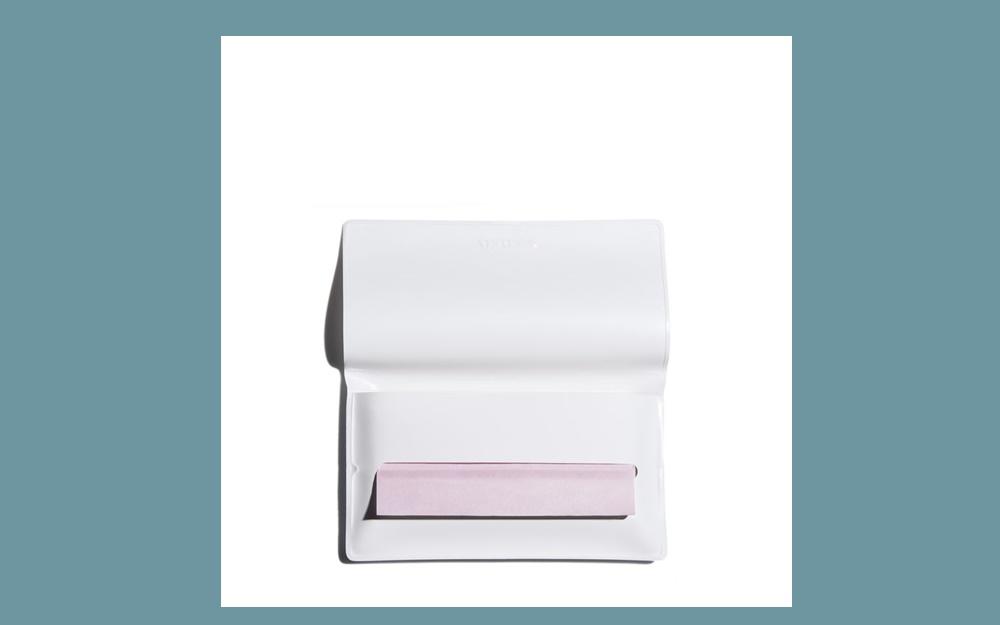 χαρτάκια Shiseido για την λιπαρότητα