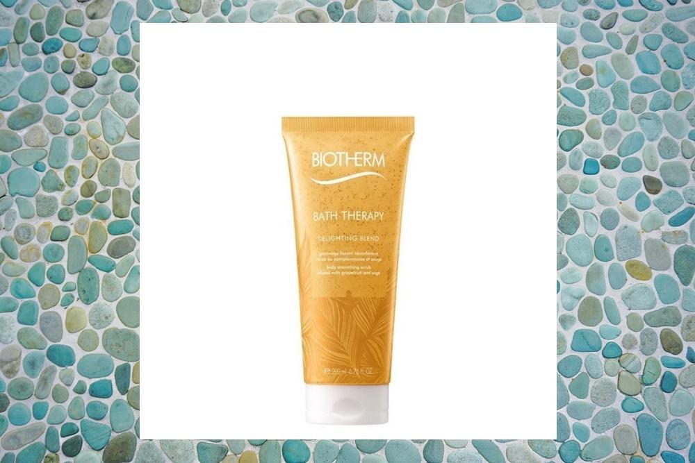 Biotherm bath polish