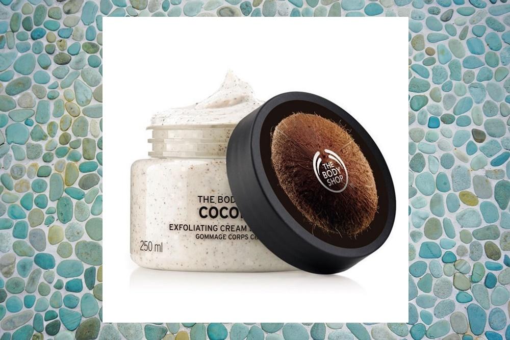 The Body Shop Exfoliating Coconut